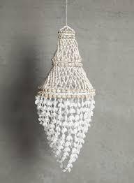 Shell Lampshade