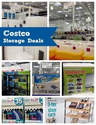costco storage containers shelves organizing bins hangers on