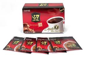 Your daily values may be higher or lower. Trung Nguyen G7 Gourmet Instant Coffee Black