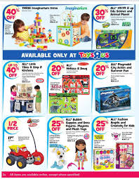 previous next more toys r us flyers