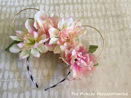 diy wire minnie ears the pickled