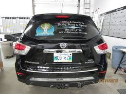 Custom Vehicle Window Decals Graphics Signs Now Winnipeg