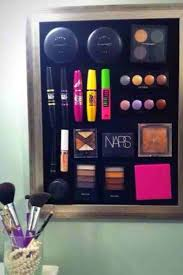 magnetic makeup storage