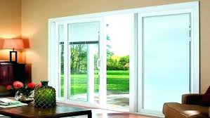 sliding patio door blinds patio doors with blinds glass door magnificent installing sliding patio door blinds