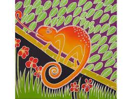 Batik Fish Design Indonesian Batiks