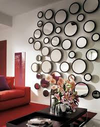 mirror wall decor on unique wall art cheap with cheap wall d cor ideas decozilla