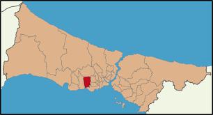 Image result for küçükçekmece haritası