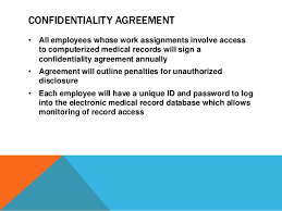 Employee Confidentiality Training