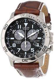 top 7 best selling and most popular citizen watches for men 2013 citizen men s bl5250 02l titanium eco drive watch leather band