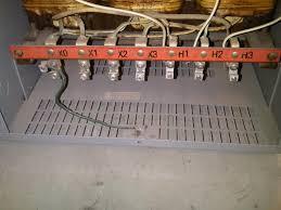 wiring a 45kva step down transformer transformer wiring diagrams single phase Transformer Wiring Diagram #33