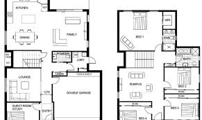 Residential Home Design Plans – House Plans