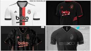 Beşiktaş yeni sezon tahmini forma tasarımları.Beşiktaş 2021-2022 Sezonu  tahmini forma tasarımları. - YouTube