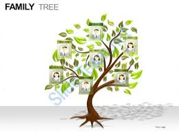 Tree Powerpoint Template Family Tree Powerpoint Presentation Slides Powerpoint Slide