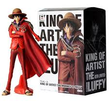 <b>KOA</b> Banpresto <b>One Piece</b> King of Artist The Monkey D Luffy 20th ...