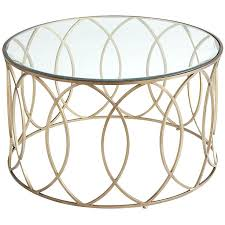 coffee table astounding round gold coffee table bronze iron round glass coffee table glass coffee table