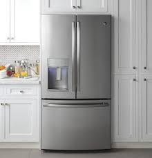 refrigerator in kitchen. refrigerator sizes and space management in kitchen