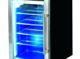 local glass door bar fridge a6770 positive glass door bar fridge costco complete top glass door