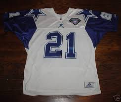 Jersey Quality Top Sanders Nfl Big 75th Cowboys 21 With In Discount amp; Stitched Sale Ness Deion White Mitchell