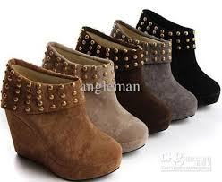 size 12 women boots fashion large size 12 boots fashion womens shoes rivets studs wedge