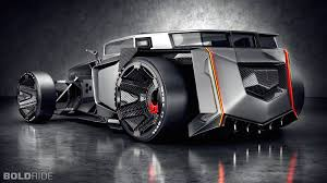 Digital Art Car Supercars Lamborghini Carbon Fiber Wallpapers