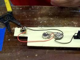 cigar box guitar wiring piezo s v t way