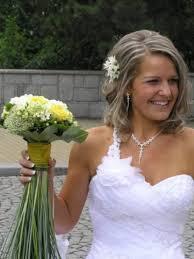 Svatební účes Zuzana Strnisková