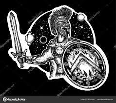 спартанский щит и меч спартанский щит и меч спартанский воин