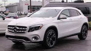 Besides the interactive hey, mercedes system and a power tailgate, the. The 2019 Mercedes Gla 250 Review Walkaround Youtube