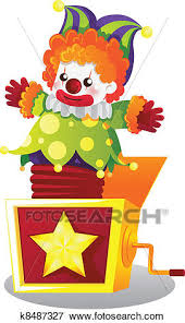 jack in the box logo vector. Exellent Vector A Vector Illustration Of Jack In The Box Inside In The Box Logo Vector C