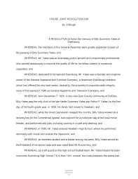 HOUSE JOINT RESOLUTION 238 By Fitzhugh A RESOLUTION to honor the memory of  Billy Summers Yates of Dyersburg. WHEREAS, the memb