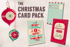 christmas postcard maker 34 christmas card templates designs for 2017 envato