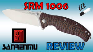 Review the <b>Sanrenmu</b> RATTLESNAKE - <b>SRM 1006</b> - a bit about the ...