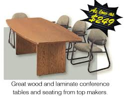 Used fice Furniture NJ Used Conference Tables