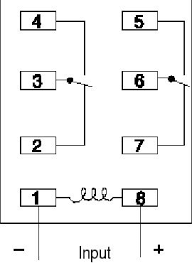 8 pin relay wire diagram 8 pin relay wiring diagram wiring diagram and schematic design basic electromagic relays electricity worksheets