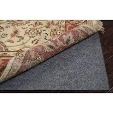 surya felted pad indoor reversible standard 8 foot x 10 foot rug pad sr pads 810