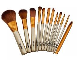 in 2016 hot 3 professional makeup brush cosmetic make up brush tools makeup brushes set kit with rel box eye makeup real techniques beauty