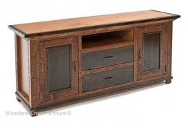 recycled wooden furniture. Mountain Rustic Entertainment Center Sophisticated TV Recycled Wooden Furniture