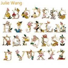 <b>Julie Wang</b> 8PCS Alloy <b>Mixed</b> Styles Enamel Bumble Bee Honey ...