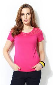 Candies By Pantaloons Casual Short Sleeve Solid Womens Pink