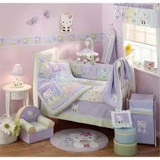 baby room. Baby Girl Nursery Bedding Purple ...