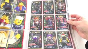 LEGO Ninjago Trading Card Game Serie 3 / Mappenupdate alle 250 Karten -  YouTube