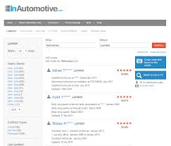 Innovative New Cv Search Added To Inautomotive Actonomy