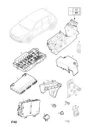 vauxhall astra h fuse box > opel epc online > nemiga com fuse box vauxhall astra h spare parts catalog epc