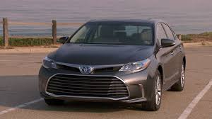 2016 Toyota Avalon Hybrid Limited - YouTube