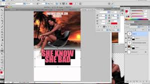 Photoshop Tutorial How To Make A Party Flyer Inhousegfx Com Youtube