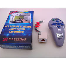 remote control fan dimmer