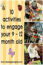 simple activities to ene your 9 12 month old ideas of gifts for 8 month old