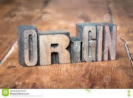 Word Origin Origin Word Wood Stock Image Image Of Beginning Weathered 72049639