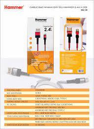 Hướng dẫn sử dụng pin mang thương hiệu Hammer - Koracell - Chuyên phân phối  pin, sạc điện thoại tai nghe cao cấp