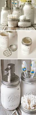 Mason Jar Bathroom Accessories 25 Best Ideas About Mason Jar Bathroom On Pinterest Mason Jar